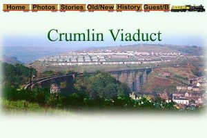 A Section of the Crumlin Viaduct Home Page
