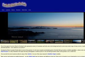 A Section of the Scotland and the Movie Home Page