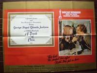 A Touch of Class Original Horizontal Film Poster
