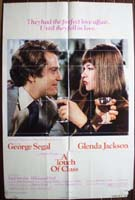 A Touch of Class Original Vertical Film Poster