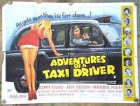 Adventures of a Taxi Driver Original Film Poster