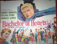 Bachelor of Hearts Original Film Poster