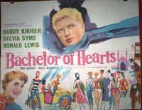 Bachelor of Hearts Original Film Poster