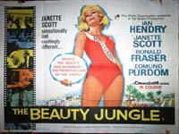 The Beauty Jungle Original Film Poster