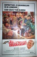 Brannigan Original Film Poster