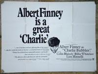 Charlie Bubbles Original Horizontal Film Poster