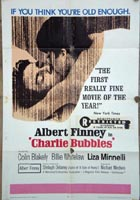 Charlie Bubbles Original Vertical Film Poster