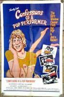Confessions of a Pop Performer Original Film Poster