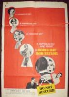 Do Not Disturb Original Film Poster Original Film Poster