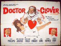 Doctor in Clover Original Horizontal Film Poster