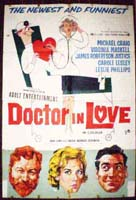 Doctor in Love Original Film Poster