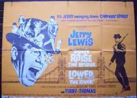 Don't Raise the Bridge Lower the Water Original Film Poster