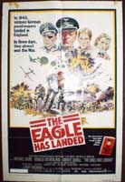 The Eagle Has Landed Original Film Poster