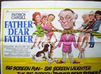 Father Dear Father Original Film Poster