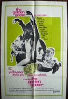 File of the Golden Goose Original Film Poster