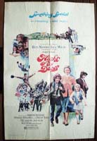 Flight of the Doves Original Film Poster