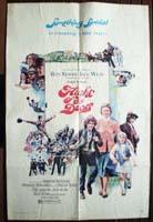 Flight of the Doves Original Film Poster