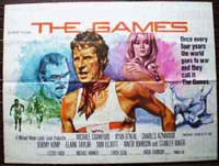 The Games Original Film Poster
