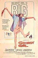 Georgy Girl Original Vertical Film Poster