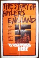 It Happened Here Original Film Poster