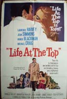 Life at the Top Original Film Poster