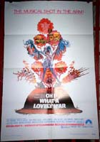Oh What A Lovely War Original Film Poster