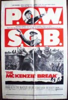 The McKenzie Break Original Film Poster