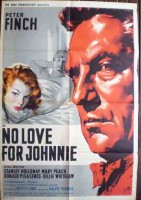 No Love For Johnnie Original Film Poster