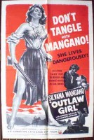Outlaw Girl Original Film Poster