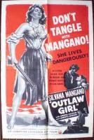 Outlaw Girl Original Film Poster