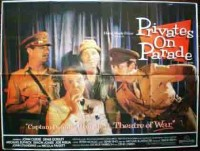 Privates On Parade Original Film Poster