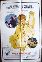Ring of Bright Water Original Film Poster