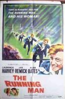 The Running Man Original Film Poster