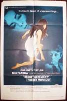 Secret Ceremony Original Film Poster