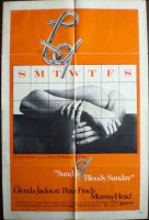 Sunday Bloody Sunday: Original Vertical Film Poster