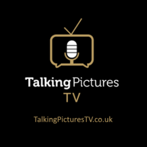 The logo of Talking Pictures TV