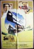 The Thirty-Nine Steps Original Film Poster
