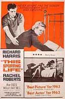This Sporting Life Original Film Poster