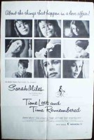 Time Lost and Time Remembered Original Film Poster