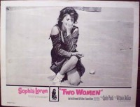Two Women Original Film Poster