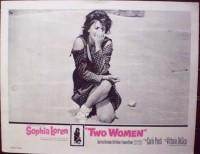 Two Women Original Film Poster