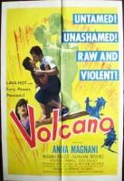 Volcano Original Film Poster