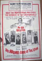 The Wrong Arm of the Law Original Film Poster