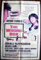 The Wrong Box Original Film Poster