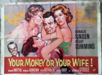 Your Money Or Your Wife! Original Film Poster