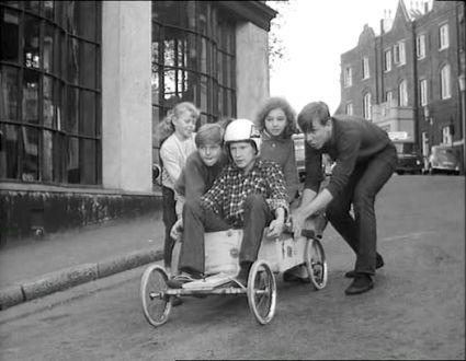 Reelstreets | Go Kart Go (Children's Film Foundation)